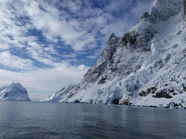 Материк Антарктида (фото Анни Соіної)